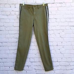 Stitch Fix Market and Spruce Green Pants, Size 8